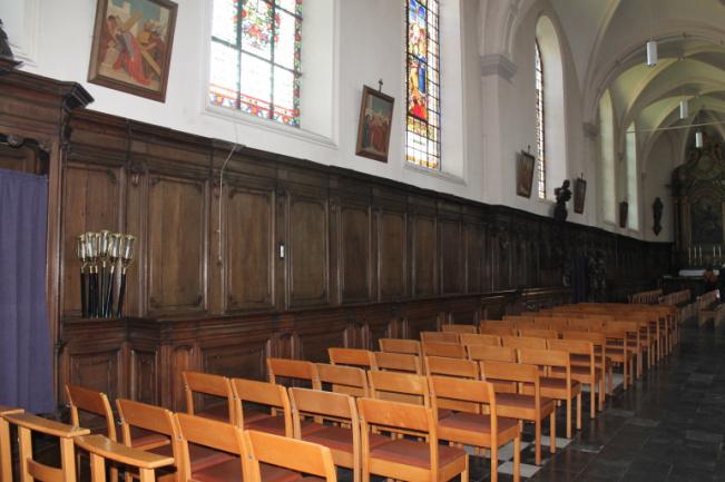 Religieus Meubilair - Kerkmeestersbank Noord I