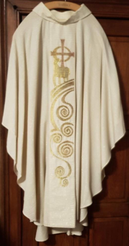 Religieus textiel - Kazuifel