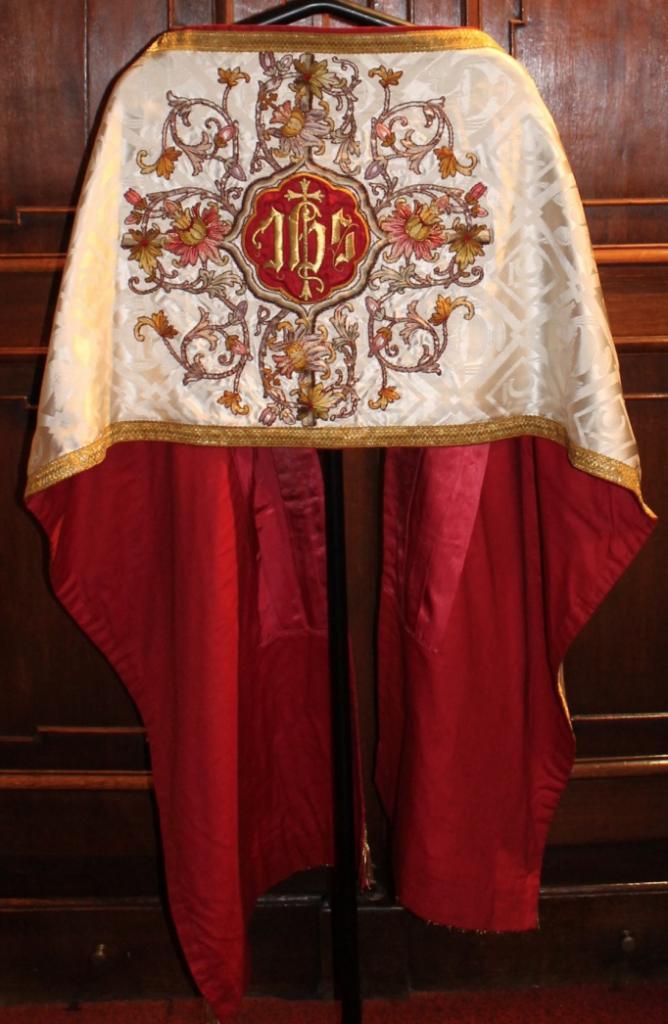 Religieus textiel - Schoudervelum