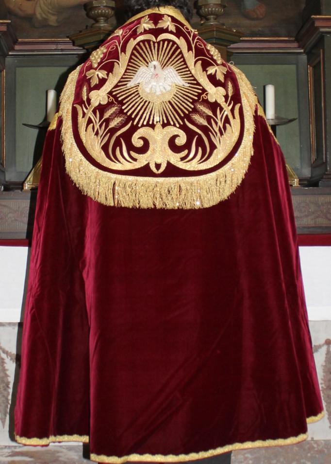 Religieus textiel - Schapulier