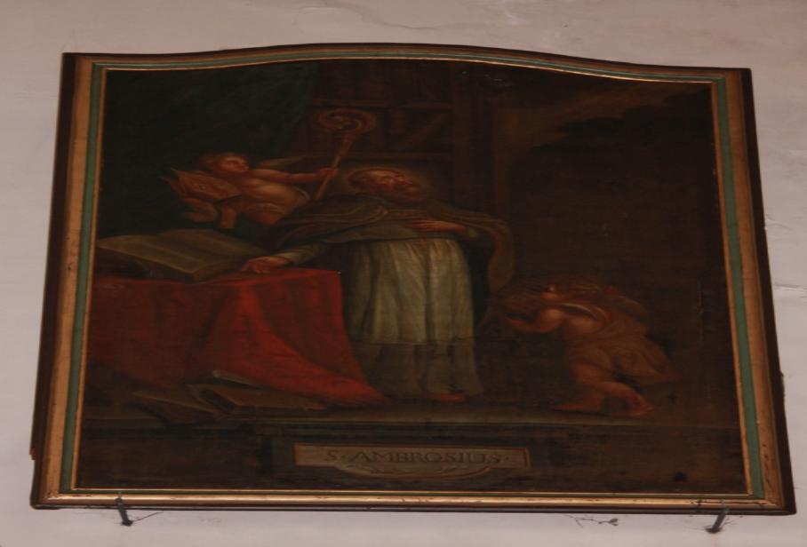 Schilderijen - Ambrosius van Milaan