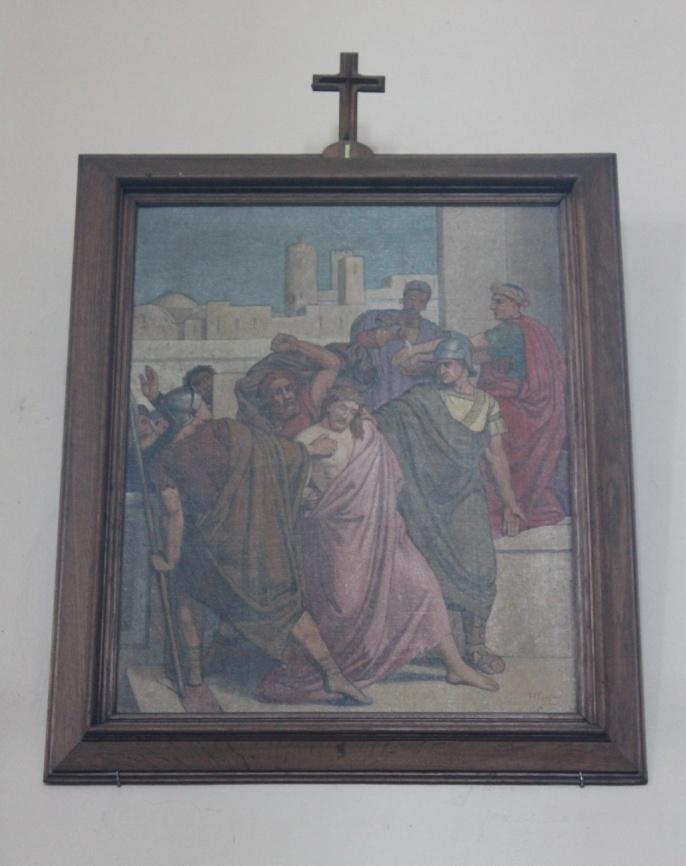 Schilderijen - Kruisweg