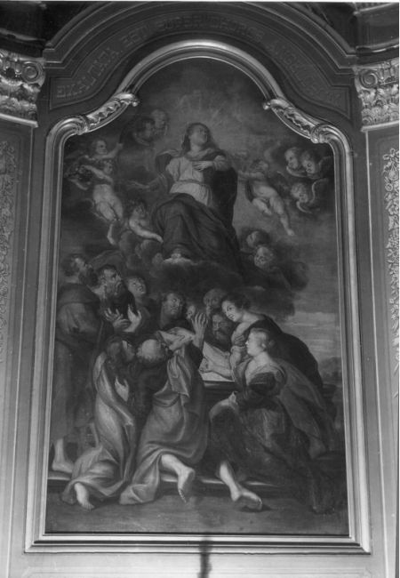 Schilderijen - Tenhemelopneming van Maria