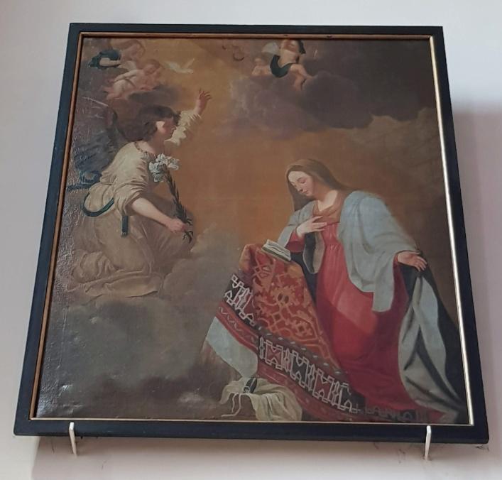 Schilderijen - Maria Boodschap