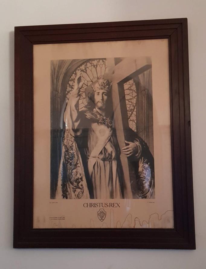Schilderijen - Prent H. Hart