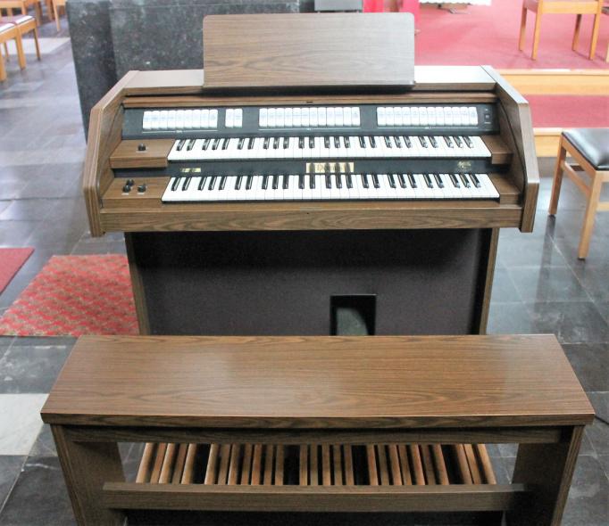 Klankinstrumenten muziek - Orgel