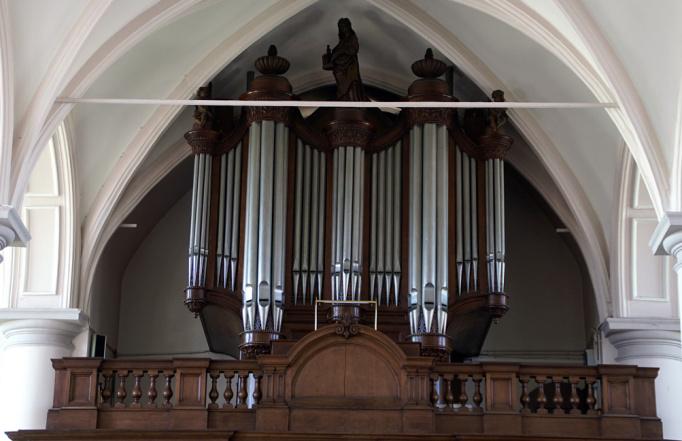 Klankinstrumenten muziek – Kerkorgel@