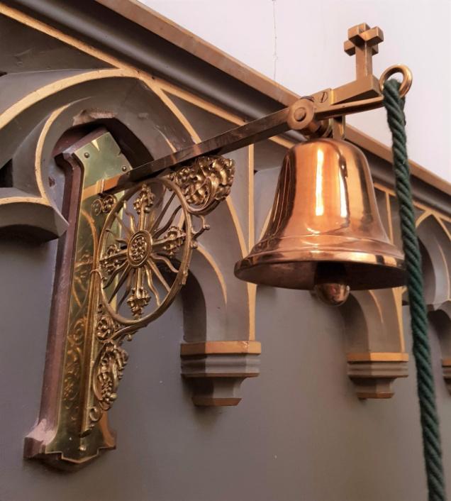 Klankinstrumenten muziek – Wandbel